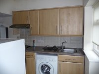 Modern Kitchen in long term rental accommodation in Cheadle Hulme