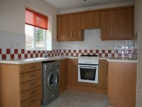 Fitted diner/kitchen in 3 bed semi detached accommodation to let in Eccles
