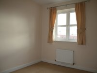 one of the three bedrooms to let in Eccles