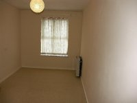 One of the bedrooms for let in rented 2 bedroom apartment for let in Denton